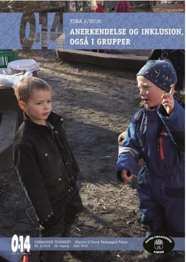 Sprog om børn, kategorier, metaforer om børn, Tine Basse Fisker